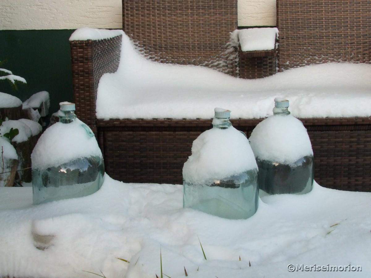 Schnee im Dezember