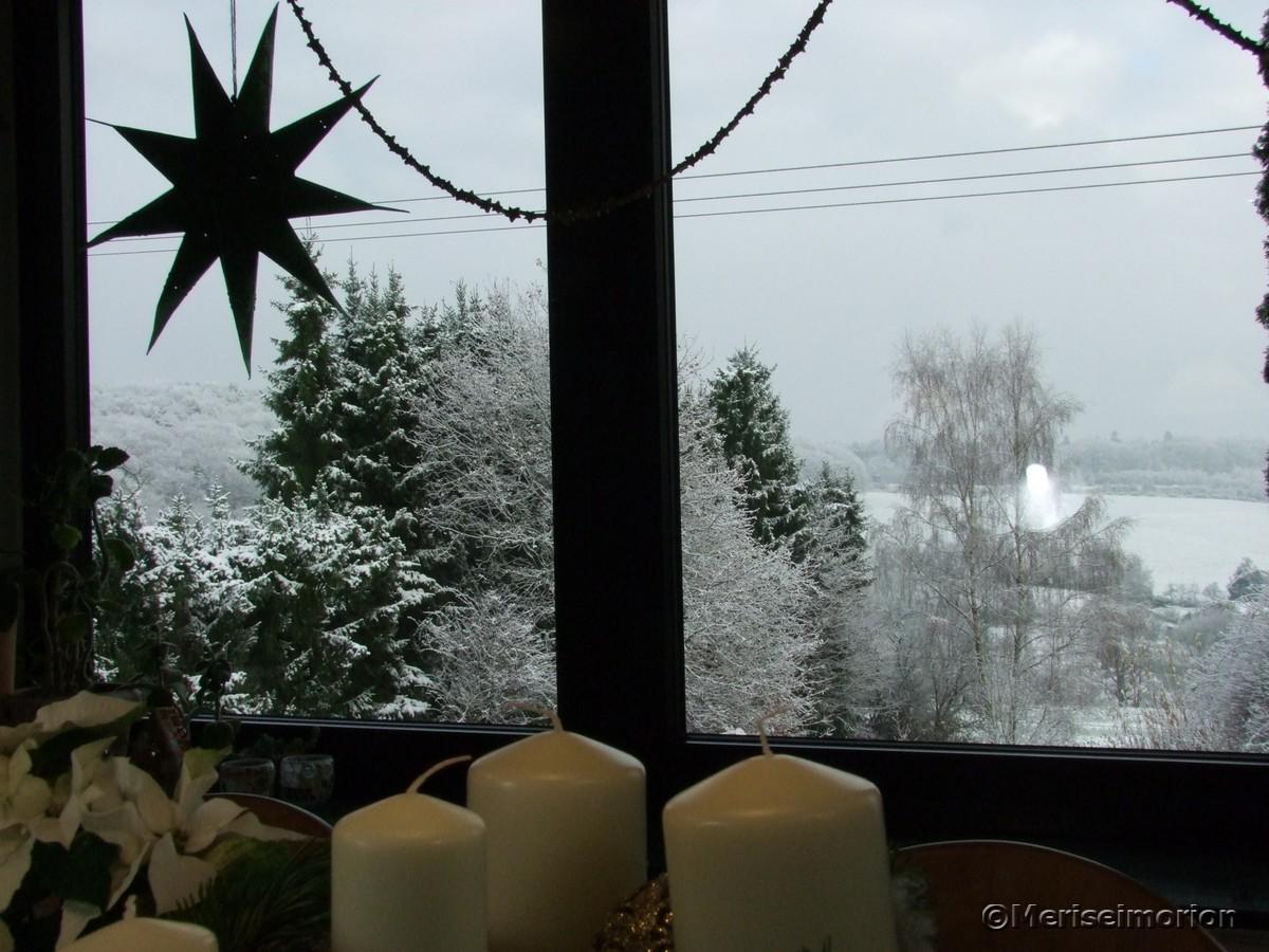 Schnee zum Advent