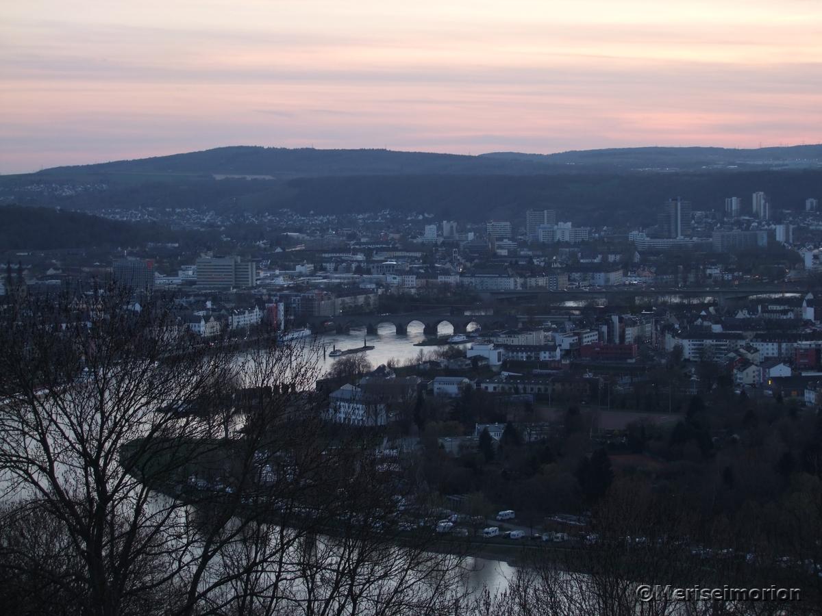 Festungsleuchten Festung Ehrenbreitstein