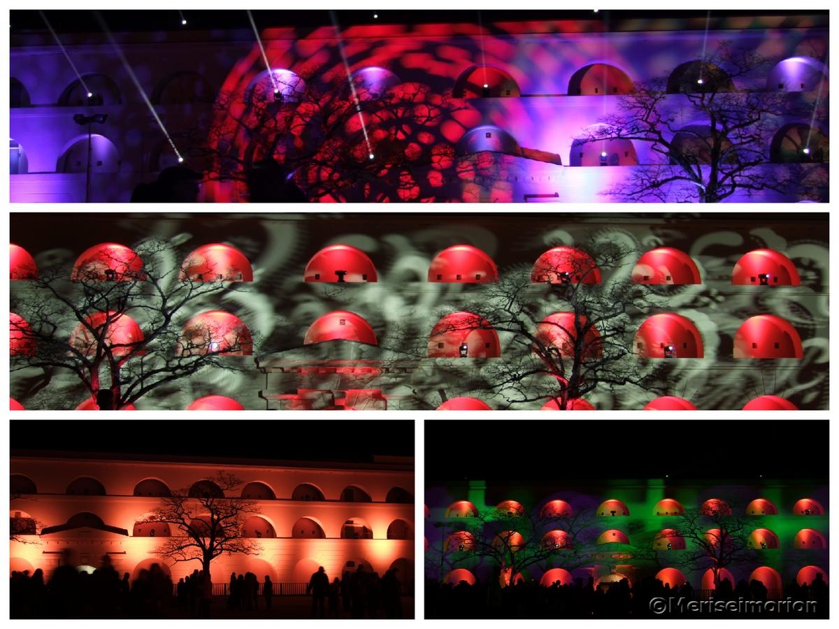 Lichtkunst Koblenz Festungsleuchten